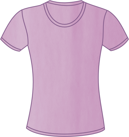 damen shirt rundhals rosa. Black Bedroom Furniture Sets. Home Design Ideas